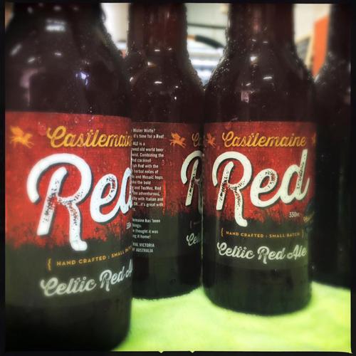 Celtic Red
